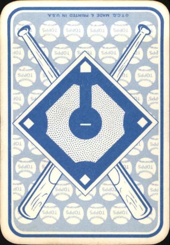 1968 Topps Game #10 Tommy Davis back image