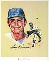 1969 Mets Citgo #6 Jerry Koosman