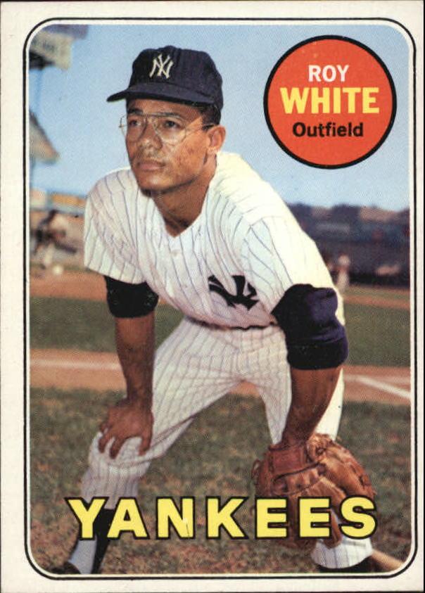 1969 Topps #25 Roy White