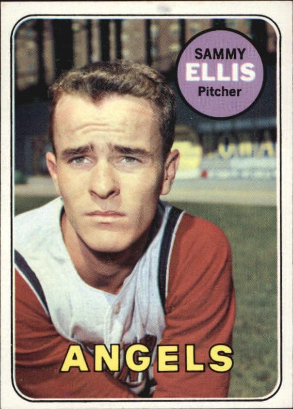 1969 Topps #32 Sammy Ellis
