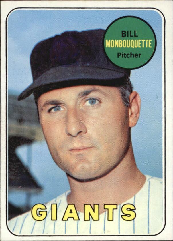1969 Topps #64 Bill Monbouquette