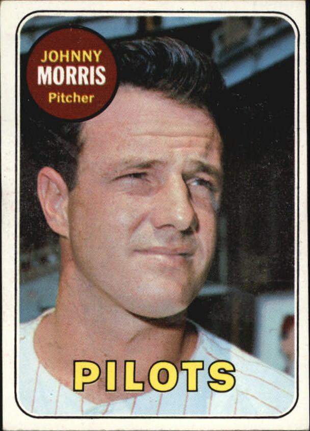 1969 Topps #111 John Morris RC