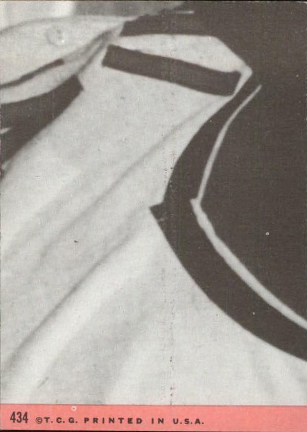 1969 Topps #434 Jerry Koosman AS back image