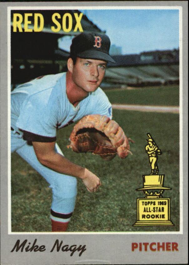 1970 Topps #39 Mike Nagy RC