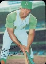 1970 Topps Super #28 Reggie Jackson