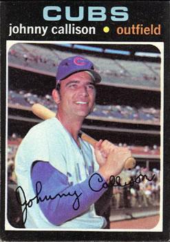 1971 Topps #12 Johnny Callison