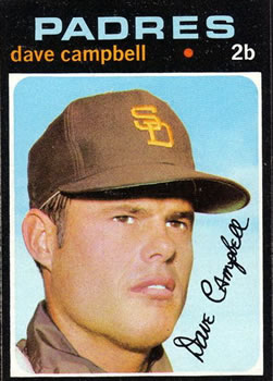 1971 Topps #46 Dave Campbell