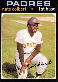1971 Topps #235 Nate Colbert