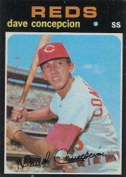 1971 O-Pee-Chee #14 Dave Concepcion RC