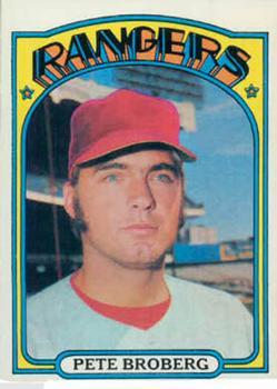 1972 Topps #64 Pete Broberg RC