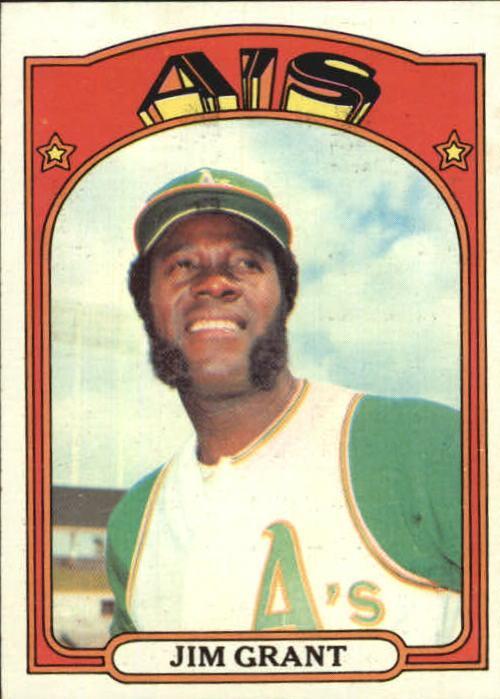 1972 Topps #111 Jim Grant