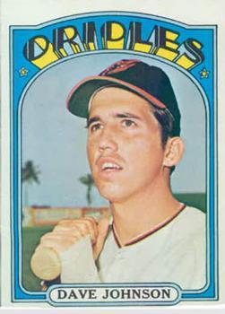 1972 Topps #680 Dave Johnson