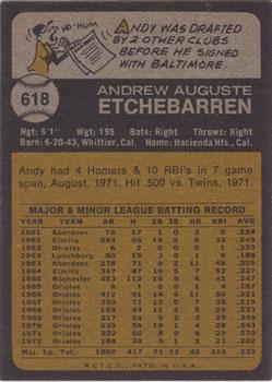 1973-Topps-Baseball-601-660-Excellent-Your-Choice-GOTBASEBALLCARDS thumbnail 3