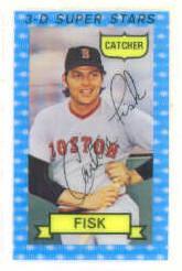 1974 Kellogg's #5 Carlton Fisk