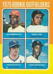 1975 O-Pee-Chee #622 Fred Lynn RC