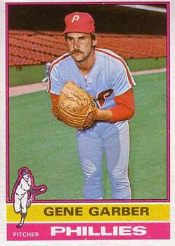 1976 Topps #14 Gene Garber
