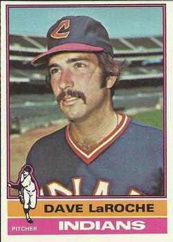 1976 Topps #21 Dave LaRoche