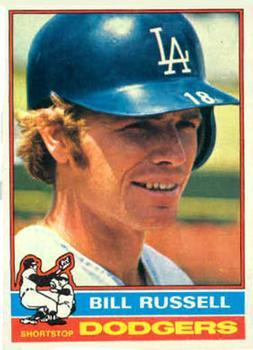 1976 Topps #22 Bill Russell