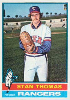 1976 Topps #148 Stan Thomas RC