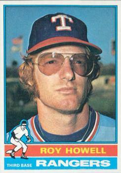 1976 Topps #279 Roy Howell RC