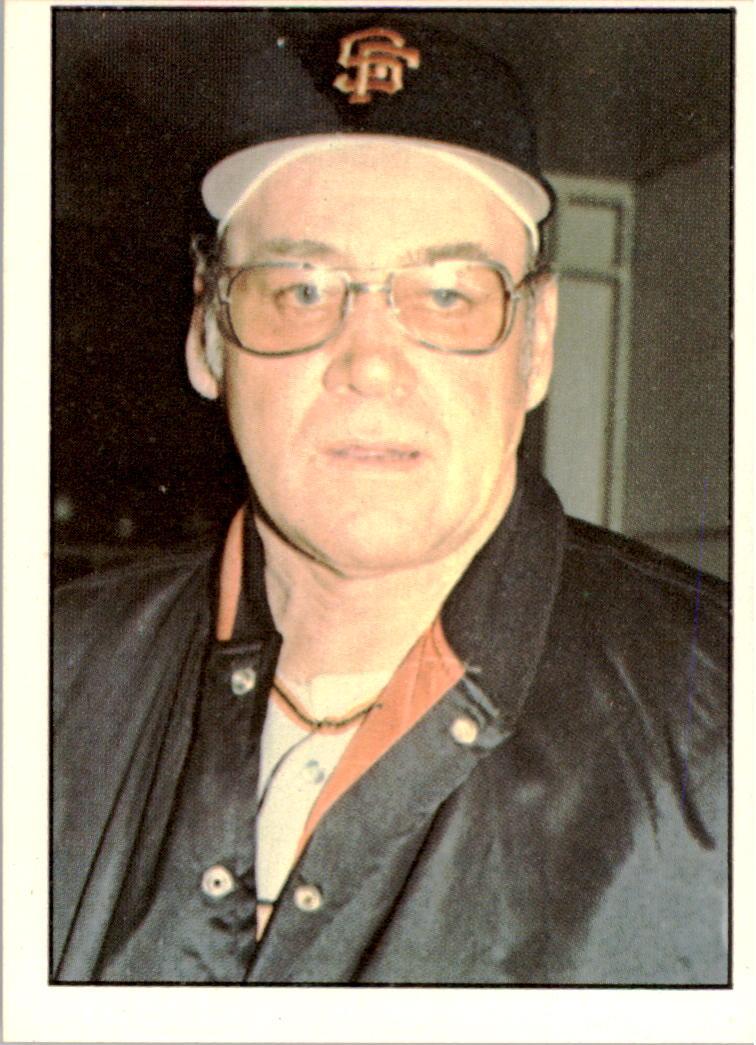 1976 SSPC #113 Wes Westrum MG