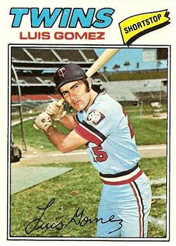 1977 Topps #13 Luis Gomez RC