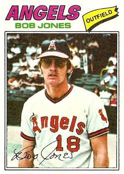 1977 Topps #16 Bob Jones RC