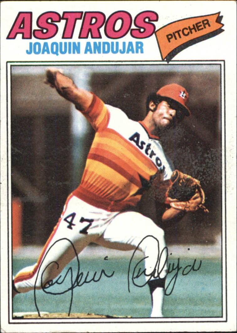 1977 Topps #67 Joaquin Andujar RC