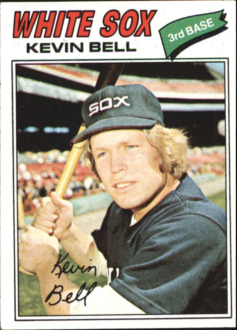 1977 Topps #83 Kevin Bell RC