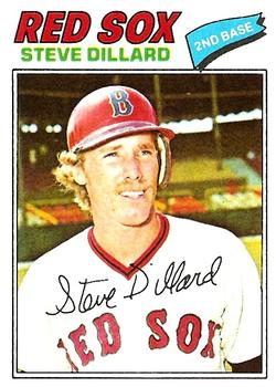 1977 Topps #142 Steve Dillard RC