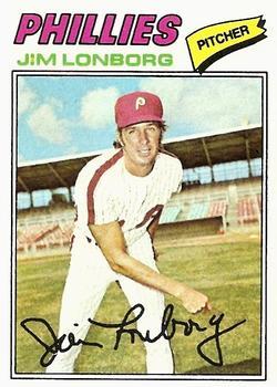 1977 Topps #569 Jim Lonborg
