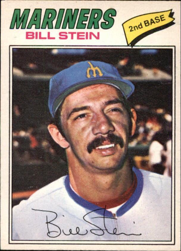 1977 O-Pee-Chee #20 Bill Stein