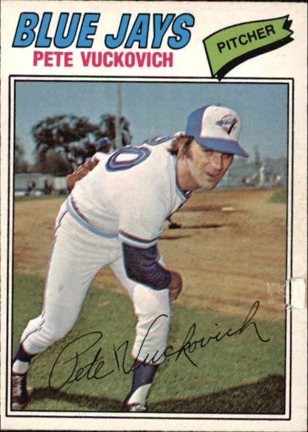 1977 O-Pee-Chee #130 Pete Vuckovich RC