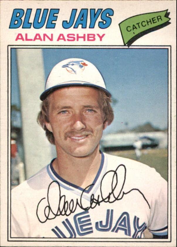 1977 O-Pee-Chee #148 Alan Ashby
