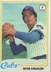 1978 Topps #17 Mike Krukow
