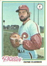 1978 Topps #177 Gene Garber DP