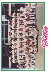 1978 Topps #381 Philadelphia Phillies CL