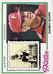 1978 Topps #631 Danny Ozark MG
