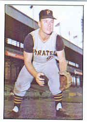 1978 TCMA 60'S I #62 Bill Mazeroski