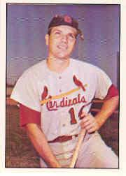 1978 TCMA 60'S I #67 Ken Boyer