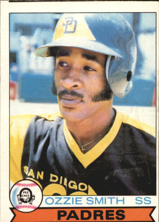 1979 O-Pee-Chee #52 Ozzie Smith RC