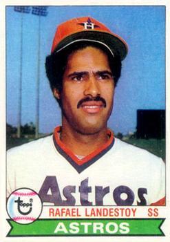1979 Topps #14 Rafael Landestoy RC