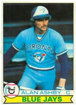 1979 Topps #36 Alan Ashby