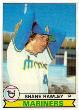 1979 Topps #74 Shane Rawley RC