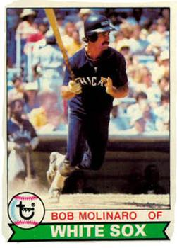 1979 Topps #88 Bob Molinaro RC