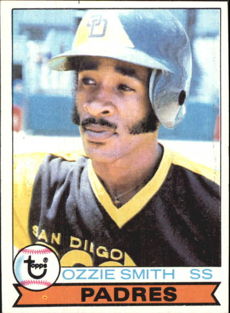 1979 Topps #116 Ozzie Smith RC