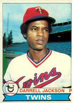 1979 Topps #246 Darrell Jackson RC
