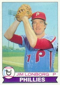 1979 Topps #446 Jim Lonborg
