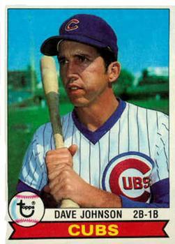 1979 Topps #513 Dave Johnson