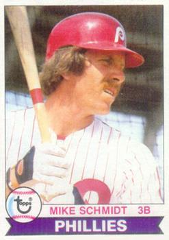 1979 Topps #610 Mike Schmidt